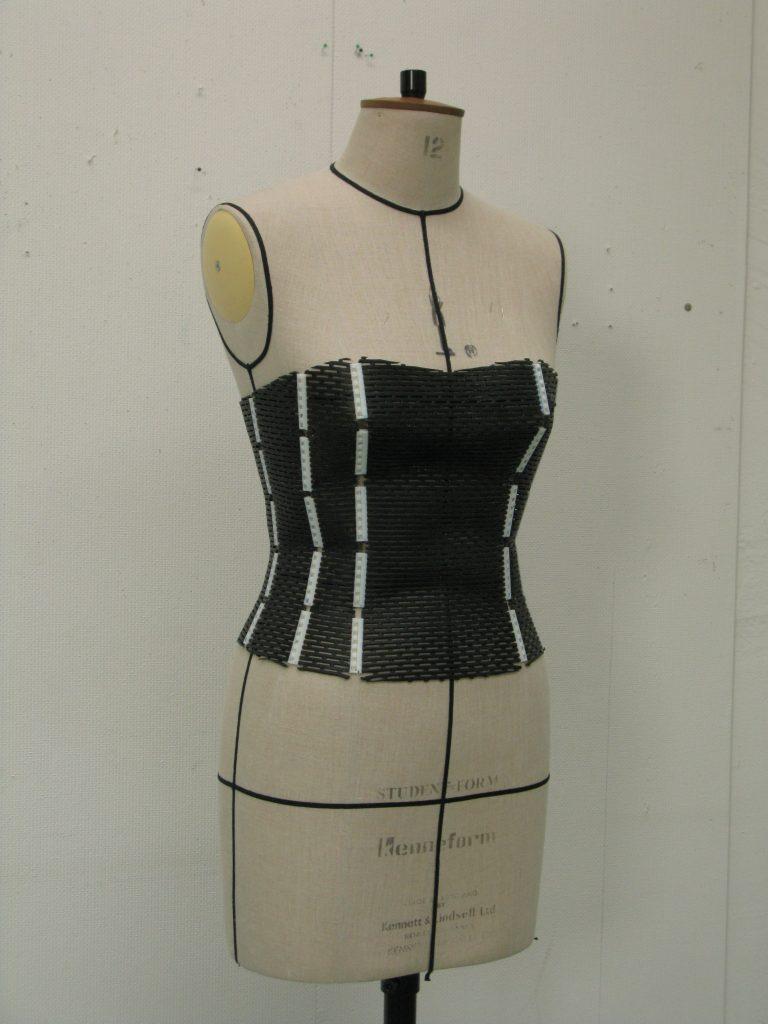 3D printed corset